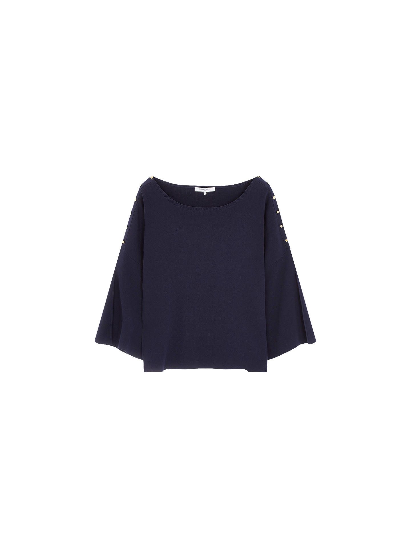 BuyGerard Darel Florida Jumper, Blue, 8-10 Online at johnlewis.com