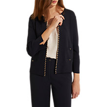 Buy Gerard Darel Ferdi Cardigan, Blue Online at johnlewis.com