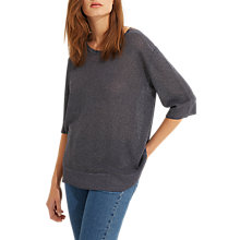 Buy Gerard Darel Francesca Jumper, Blue Online at johnlewis.com