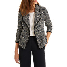 Buy Gerard Darel Romy Jacket, Blue Online at johnlewis.com