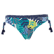 Buy White Stuff Tropical Daze Bikini Bottoms, Multi Online at johnlewis.com
