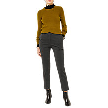 Buy Warehouse Dot Trousers, Multi Online at johnlewis.com