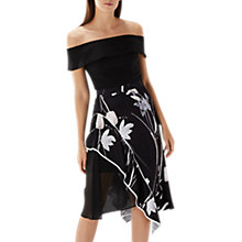 Buy Coast Vivica Printed Skirt, Multi Online at johnlewis.com