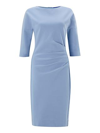 Winser London Miracle Dress, Dusky Blue