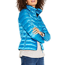 Buy Oasis Packaway Puffer Coat Online at johnlewis.com
