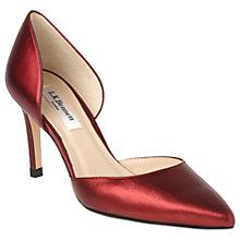 Buy L.K. Bennett Flossie Stiletto Heeled Court Shoes Online at johnlewis.com