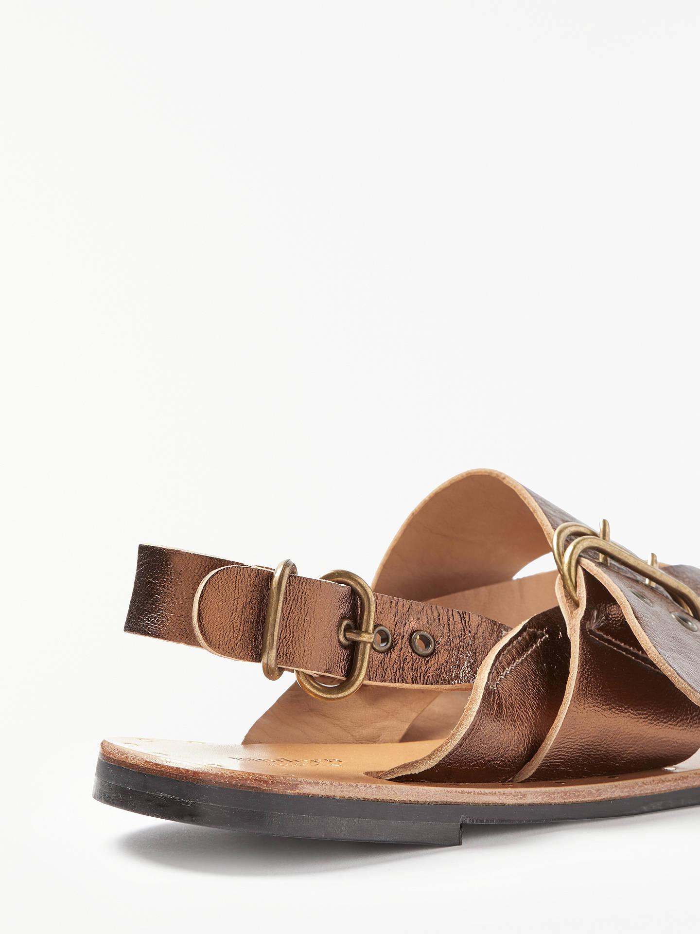 36d7265a698e Buy Modern Rarity Mona Toe Post Sandals