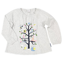 Buy Polarn O. Pyret Children's Tree Top, Grey Online at johnlewis.com