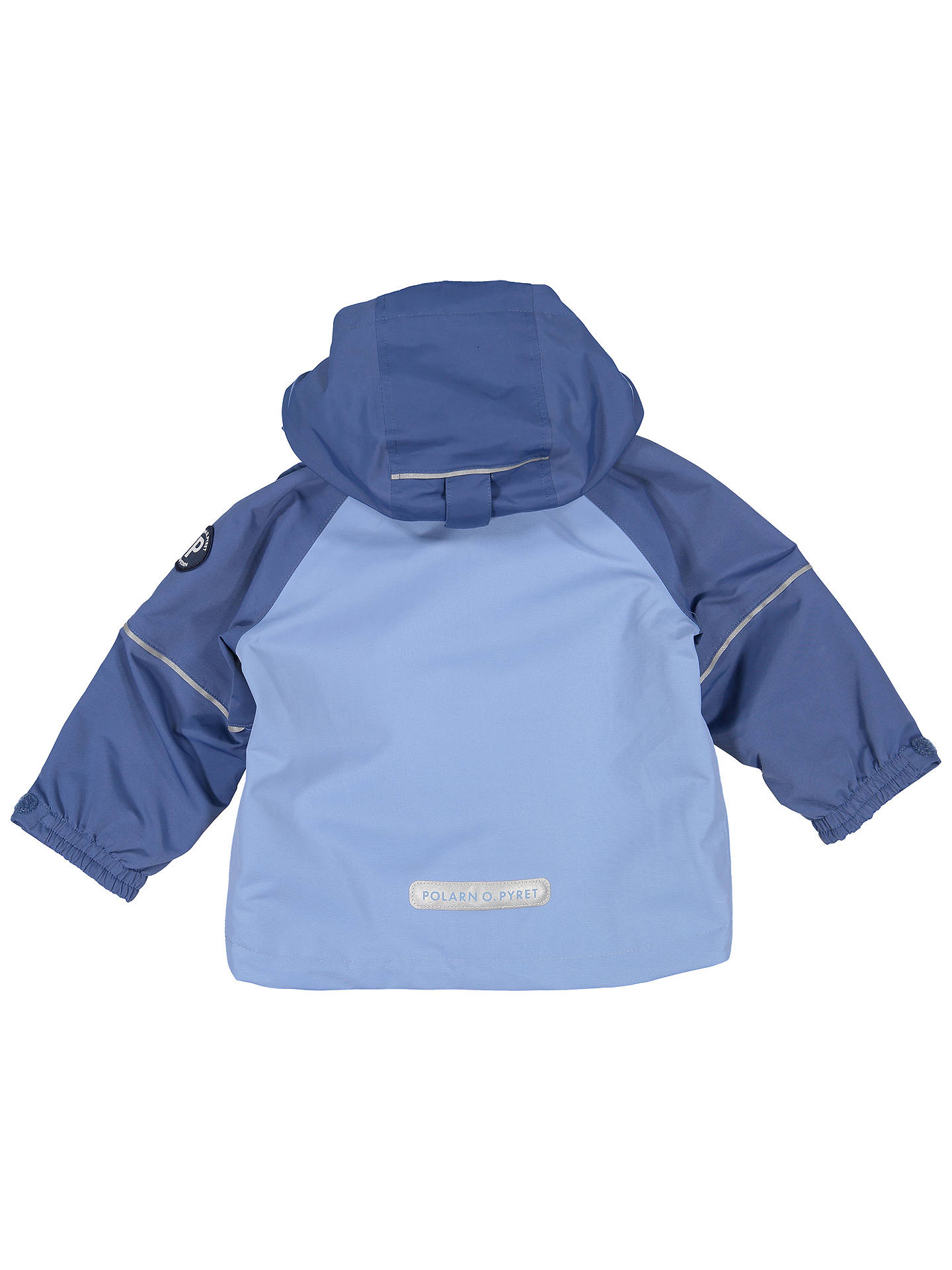 af8e0304d794 Polarn O. Pyret Baby Shell Coat at John Lewis   Partners