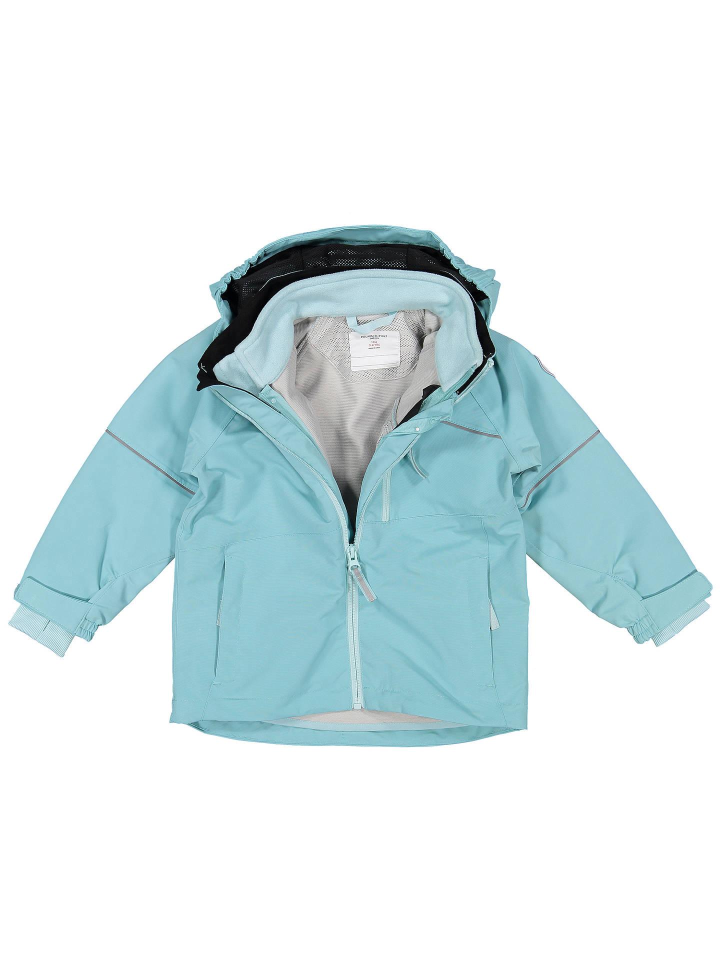5c750acd2 Polarn O. Pyret Children s Shell Coat at John Lewis   Partners