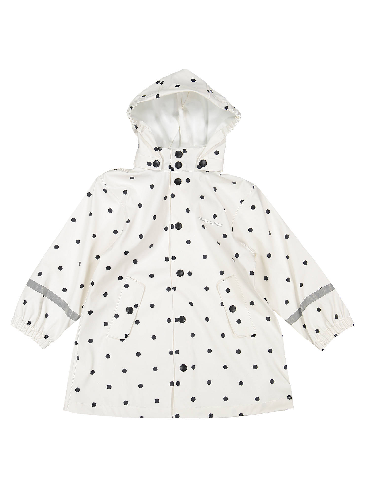 25f04f2d47f5 Polarn O. Pyret Children s Spot Print Raincoat