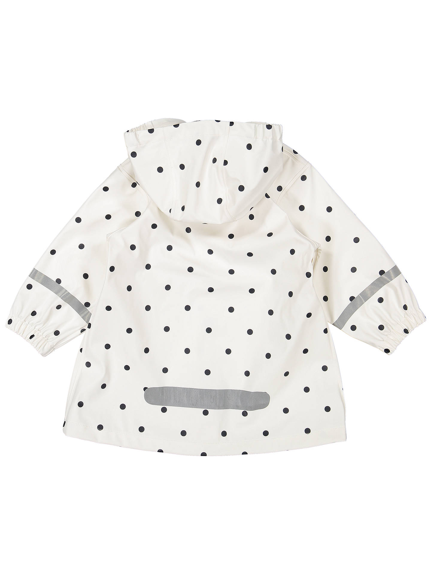 3ad9ee6a5 Polarn O. Pyret Baby Polka Dot Raincoat