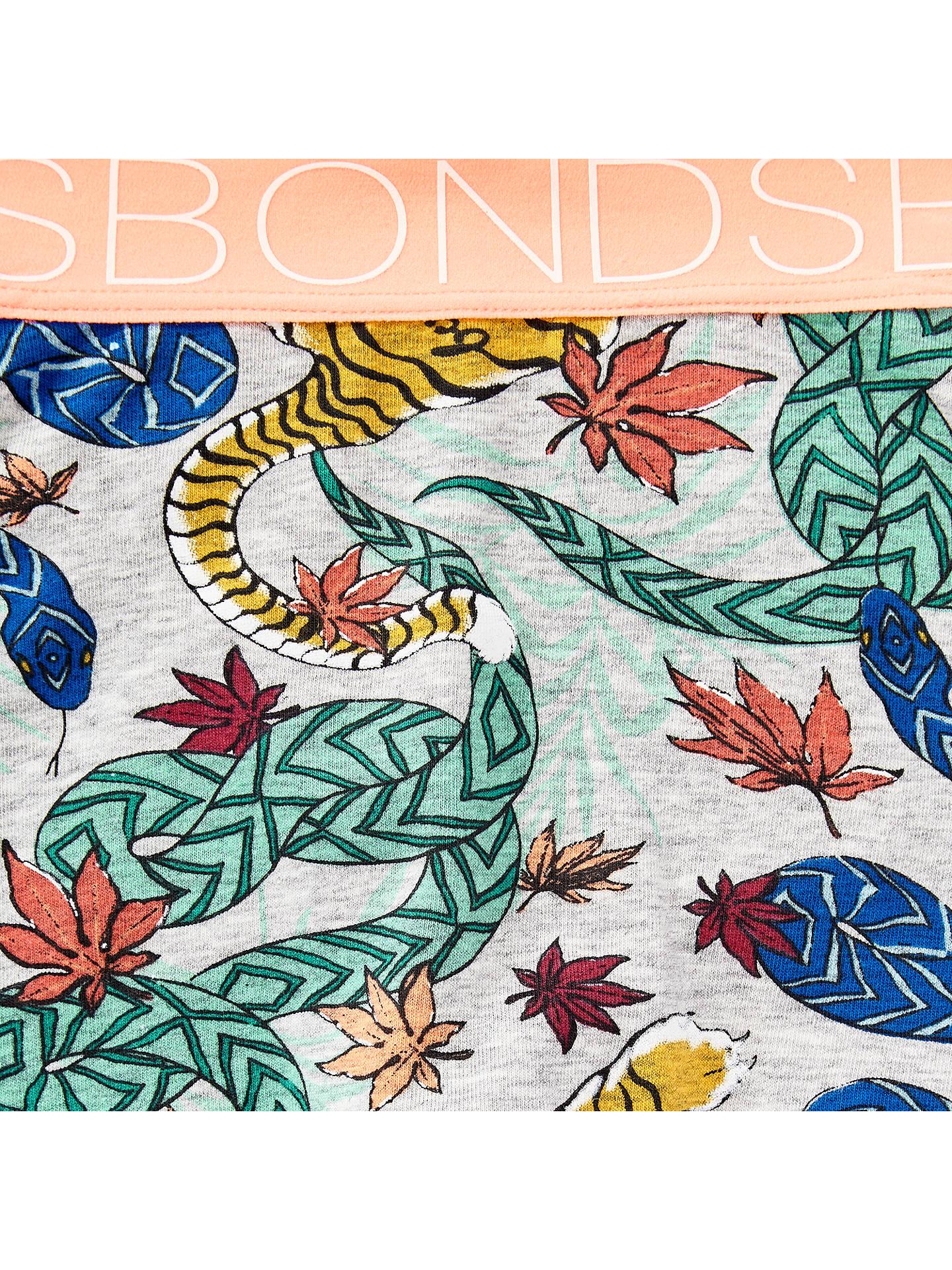 79d7e78ce5fe0 Buy Bonds Baby Jungle Leggings, Grey, 0-3 months Online at johnlewis.