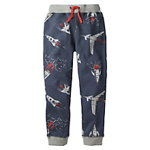 Buy Mini Boden Boys' Space Print Joggers, Grey Online at johnlewis.com