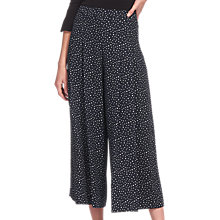 Buy Whistles Micro Tulip Pleated Trousers, Multi Online at johnlewis.com