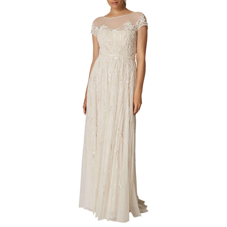 John Lewis Gift List Wedding: Phase Eight Bridal Embellished Liliana Wedding Dress
