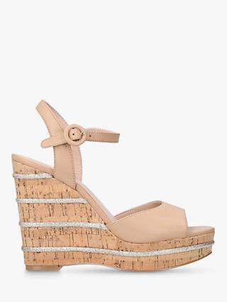 6fc32ec174841 Kurt Geiger London Ally Wedge Heel Sandals