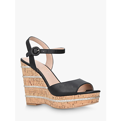 Kurt Geiger Ally Wedge Heel Sandals