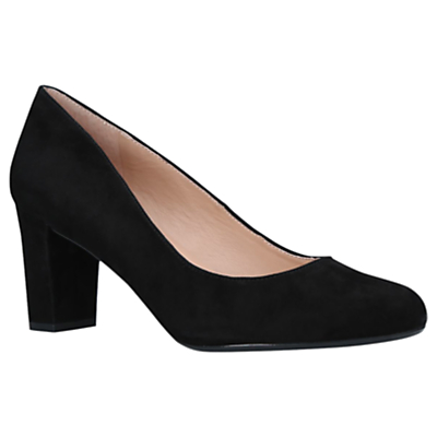 Kurt Geiger Chester Block Heel Court Shoes