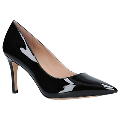 Kurt Geiger Lowndes Stiletto Heel Court Shoes