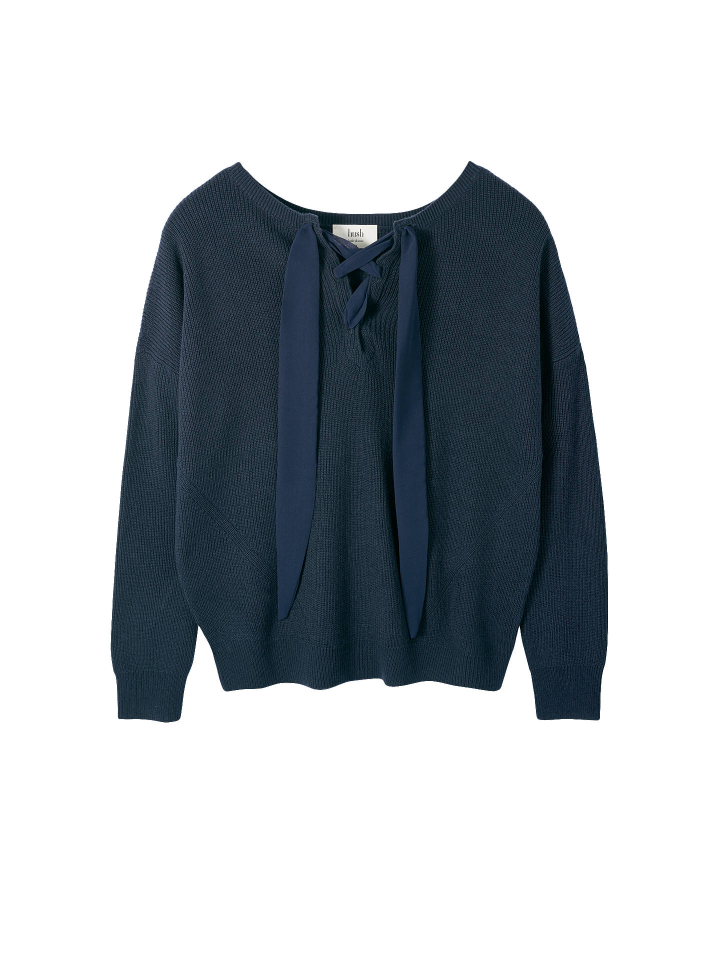 Buyhush Lacey Jumper, Midnight, XS Online at johnlewis.com