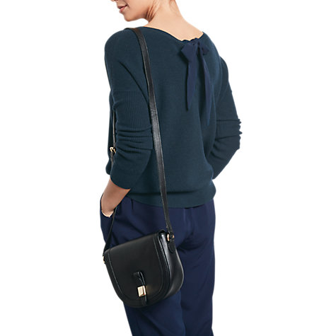 Buy hush Lacey Jumper, Midnight Online at johnlewis.com