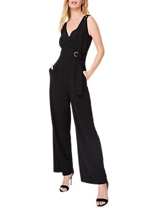 Damsel in a Dress Zena Jumpsuit, Black