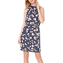Buy Damsel in a Dress Petal Print Drape Dress, Multi Online at johnlewis.com