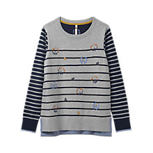 Buy White Stuff Garland Wool Blend Jumper, Multi Online at johnlewis.com