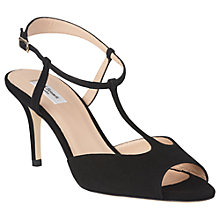 Buy L.K.Bennett Quinn Patent Leather Stiletto Heel Sandals Online at johnlewis.com