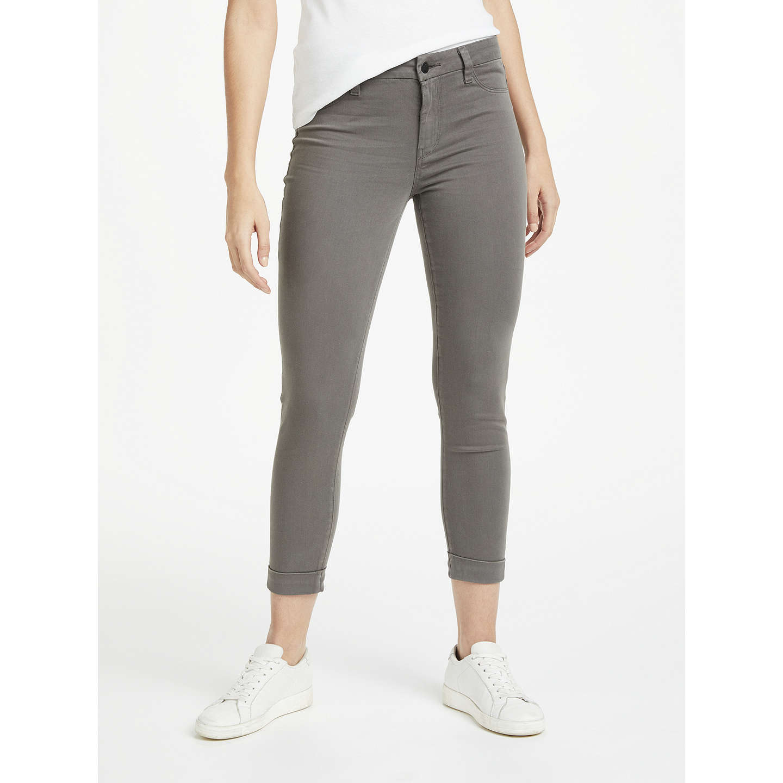 J Brand Anja Mid-Rise Skinny Jeans