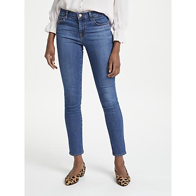J Brand 811 Mid Rise Skinny Jeans, Lovesick