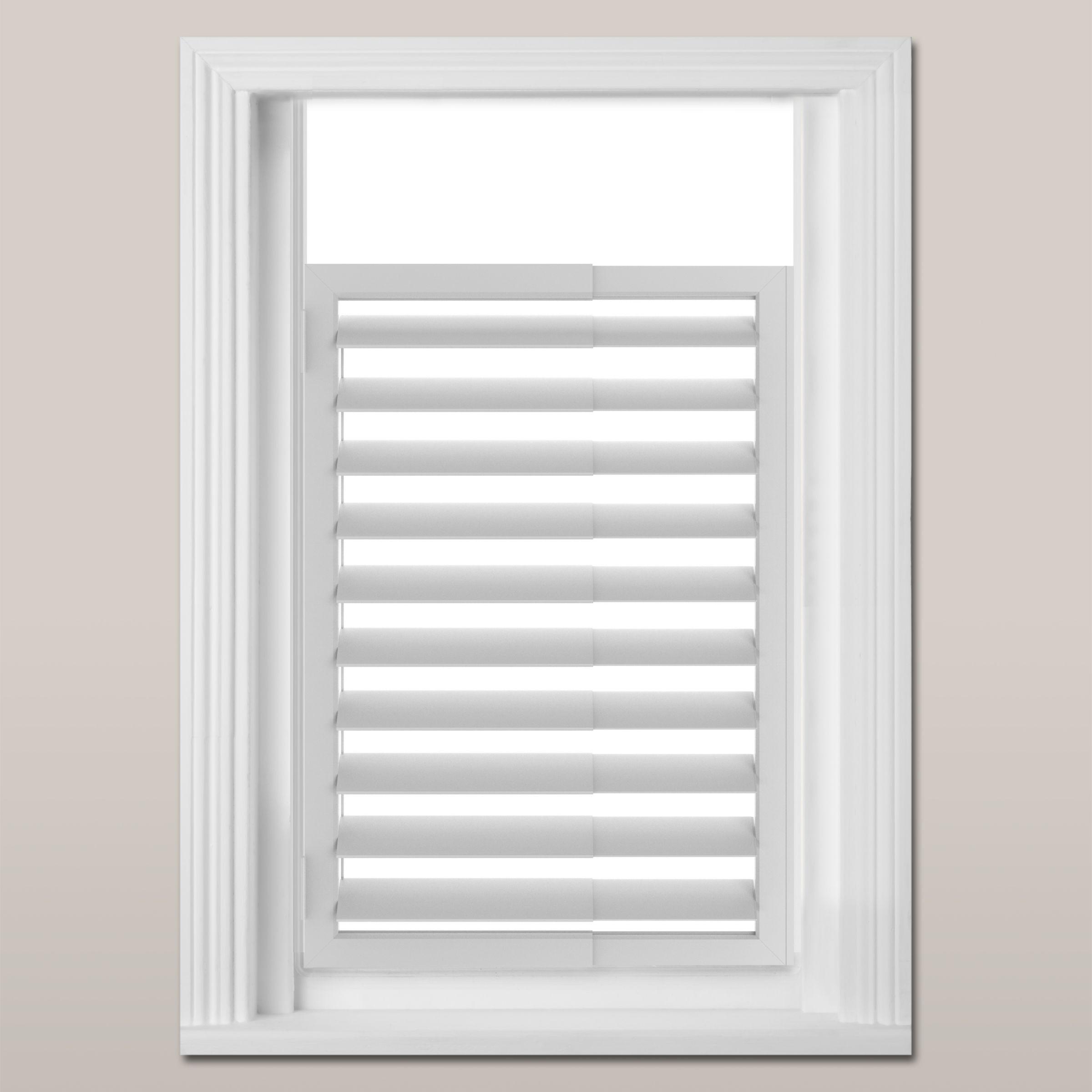 Umbra Expansa Extendable Window Shutter Grey