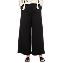 Buy Whistles Wide Leg Pocket Trousers Online at johnlewis.com