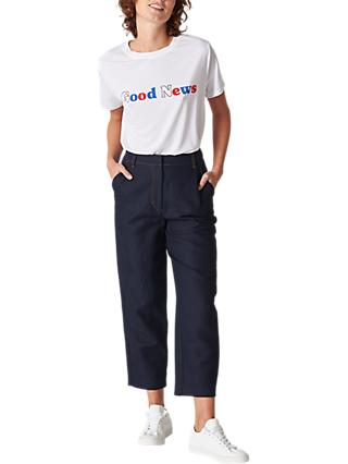 Whistles Toria Casual Trousers