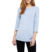 Buy Phase Eight Carol Top, Bluebell Online at johnlewis.com