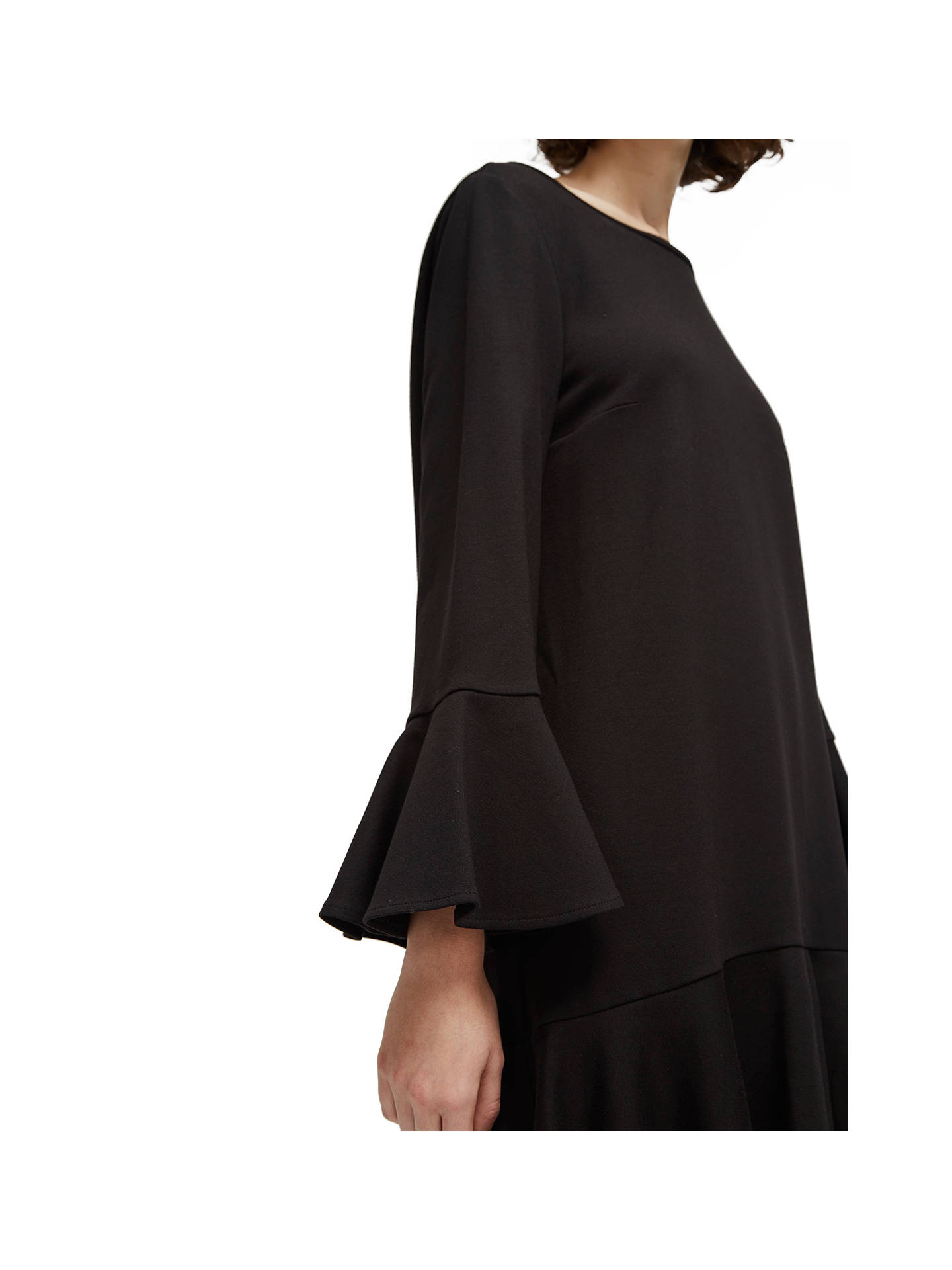 d4dd3569dfe ... Buy French Connection Matuku Lula Bell Sleeve Jersey Dress