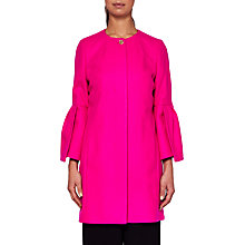 Buy Ted Baker Jordane Sculpted Sleeve Wool Blend Coat Online at johnlewis.com