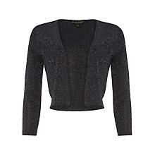 Buy Phase Eight Shimmer Salma Knit Jacket Online at johnlewis.com