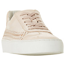 Buy Dune Elurru Woven Detail Trainers Online at johnlewis.com