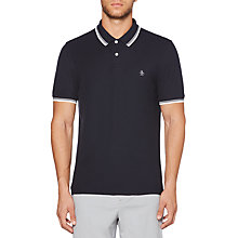 Buy Original Penguin Twin Tipped Polo Shirt Online at johnlewis.com