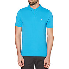 Buy Original Penguin Raised Rib Polo Shirt Online at johnlewis.com