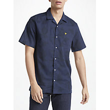 Buy Lyle & Scott Fern Short Sleeve Shirt Online at johnlewis.com