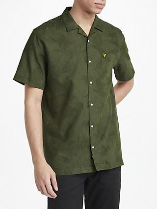 Lyle & Scott Fern Short Sleeve Shirt