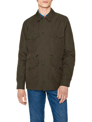 Buy PS Paul Smith Field Jacket, Khaki, S Online at johnlewis.com
