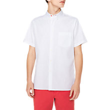 Buy PS Paul Smith Short Sleeve Oxford Shirt Online at johnlewis.com