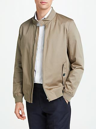 Guards London Shower Resistant Tailored Harrington Jacket