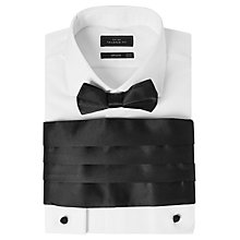 Buy John Lewis Marcella Tailored Shirt Dresswear Kit, White Online at johnlewis.com