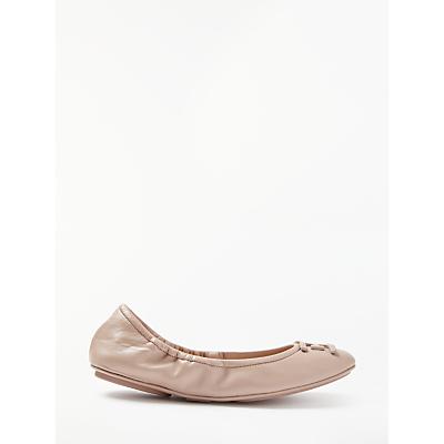 Sam Edelman Florence Leather Ballerina Pumps, Blush