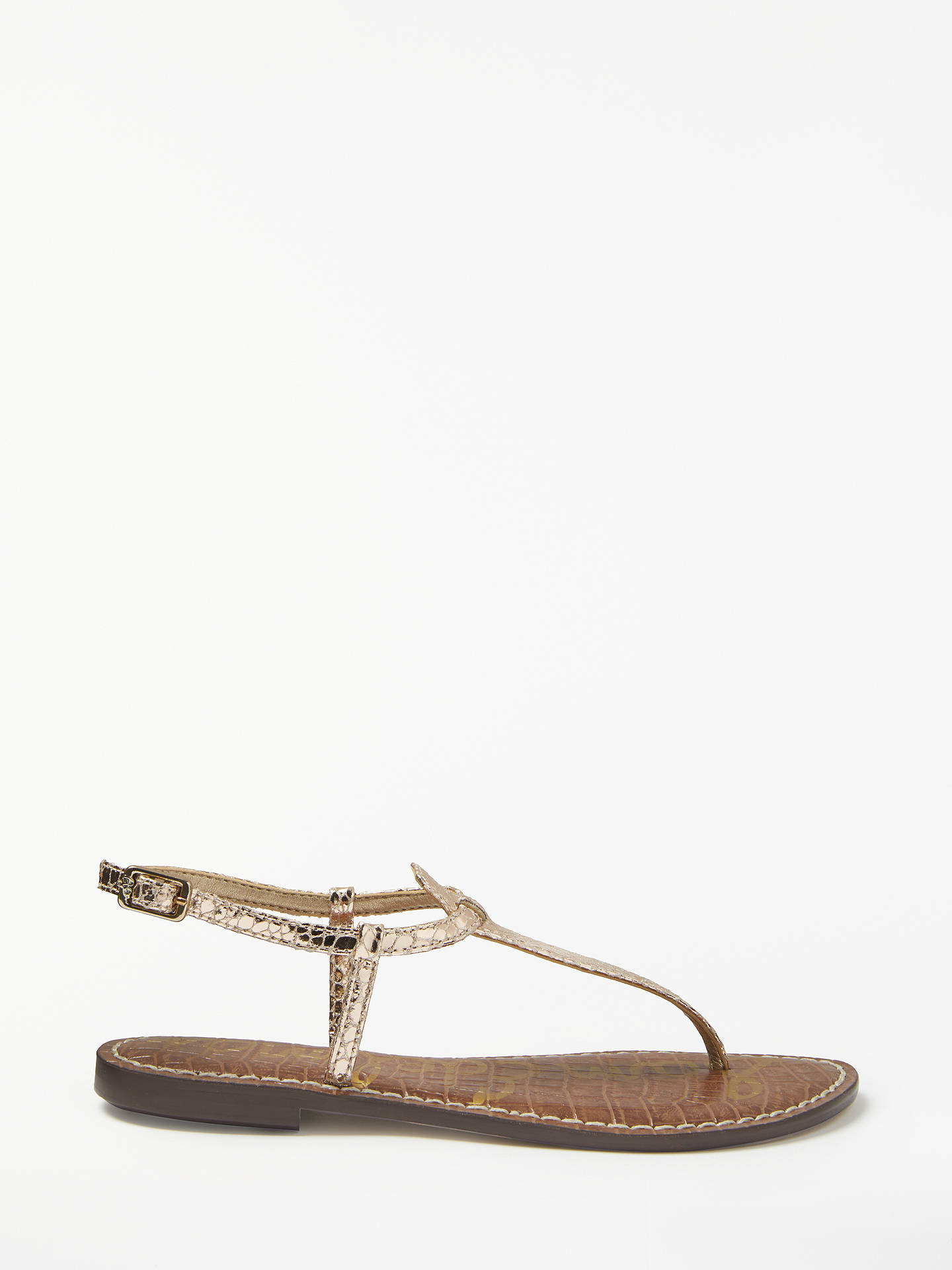 0c99783688533d Buy Sam Edelman Gigi Toe Post Sandals